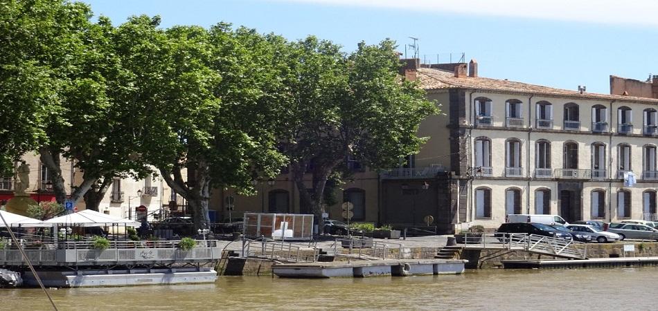 Agde : une ville magnifique sur la Méditerranée