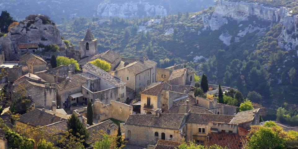 Sites naturels, villages et monuments des Bouches-du-Rhône