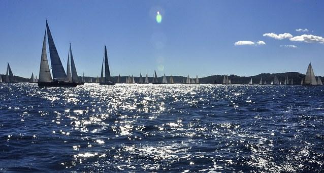 Les Voiles de Saint Tropez : une course pas comme les autres ?